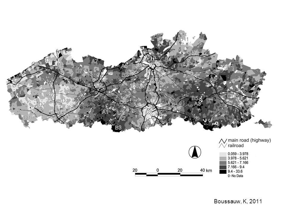 Boussauw, K, 2011