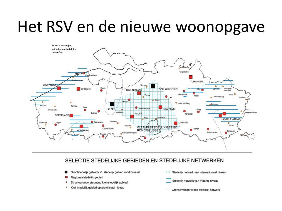 Het RSV en de nieuwe woonopgave