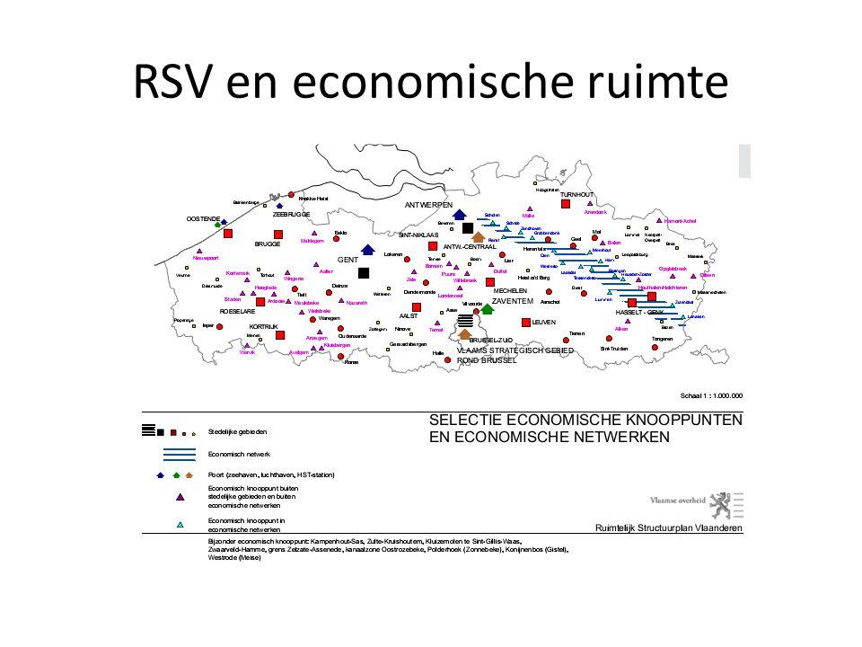 RSV en economische ruimte