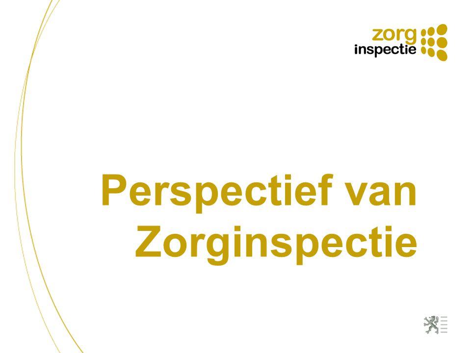 Onze opdracht Onze kijk op kwaliteit Onze kijk op het BVR Inspecties 2015