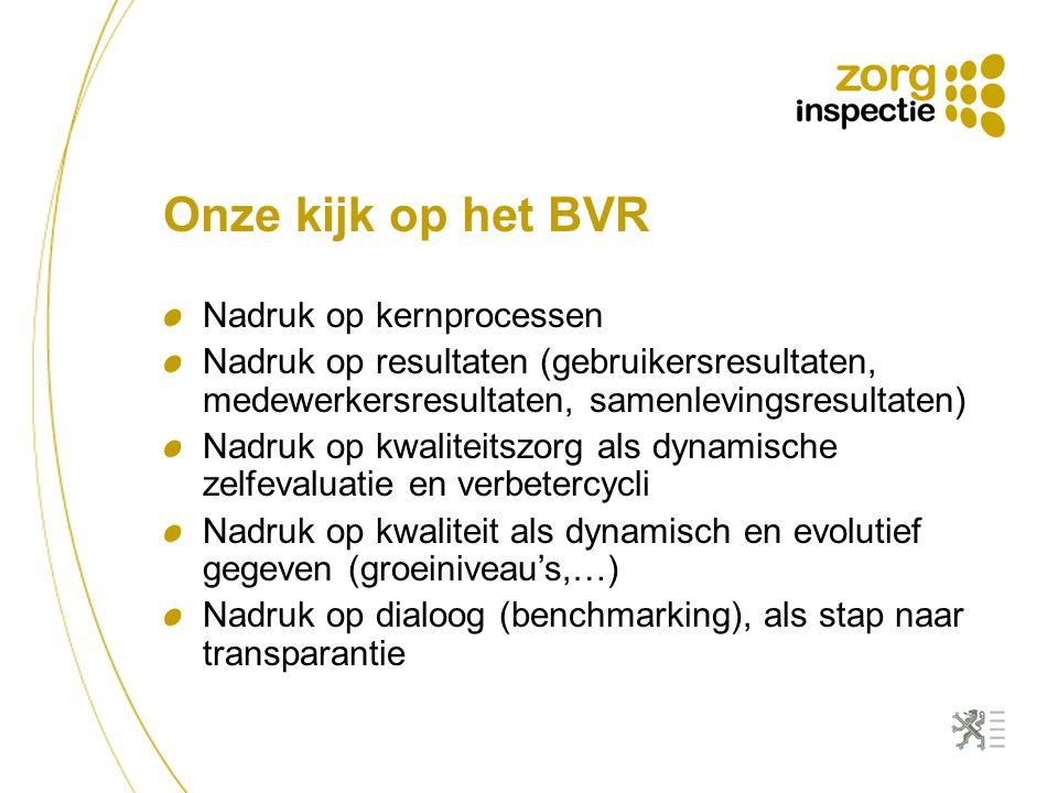 Rol van Zorginspectie Artikel 7 van het kwaliteitsdecreet bepaalt dat de Vlaamse Regering het toezicht op de naleving van de bepalingen van dit decreet en van het uitvoeringsbesluit organiseert.