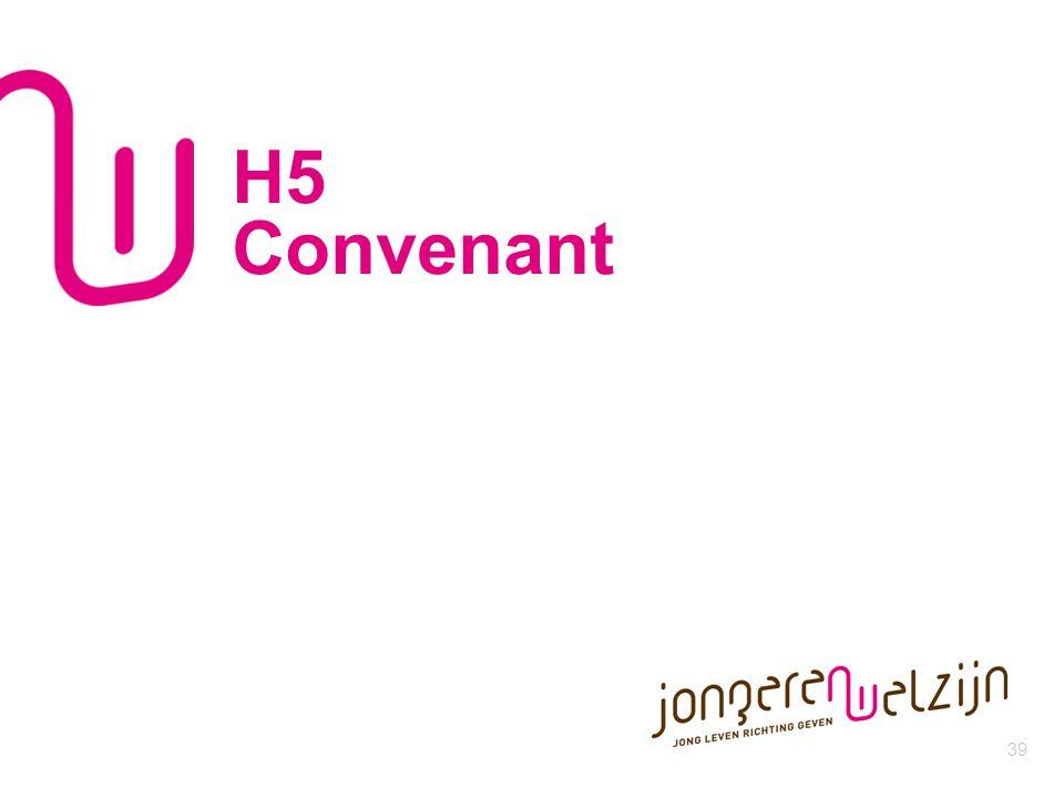 39 H5 Convenant