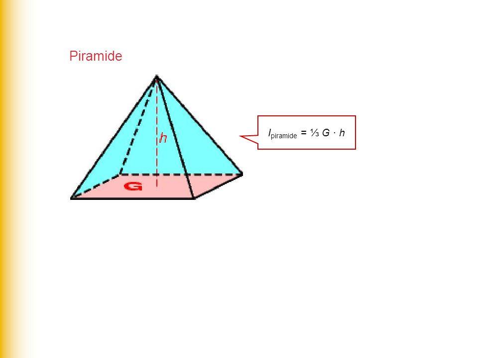 Prisma I prisma = G · h