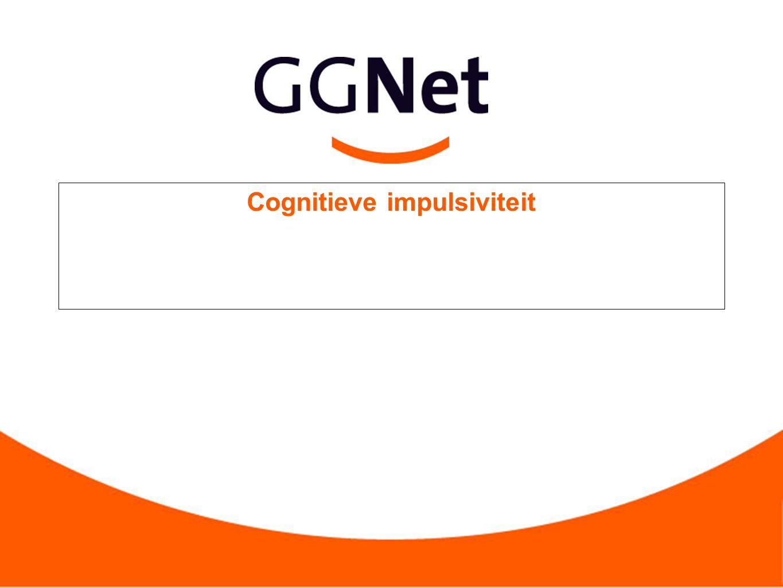 Cognitieve impulsiviteit