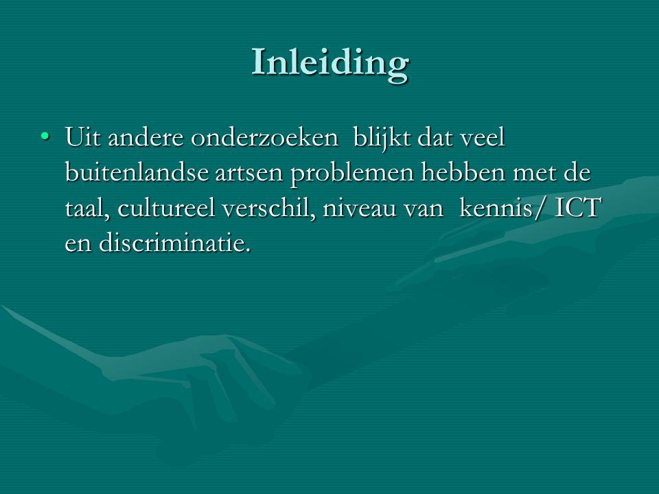 Inleiding Vluchteling- arts:Vluchteling- arts: Een arts die gevlucht is uit eigen land en naast het eerste diploma buiten de EU ook een tweede diploma in Nederland behaald heeft en als arts werkzaam is Nederland.