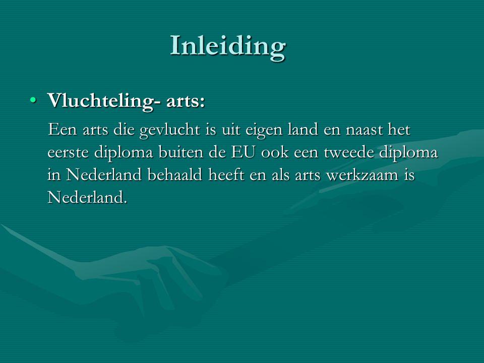 Conclusie (1) Van alle deelnemers voldoet een Nederlandse aios aan de criteria van burnout.Van alle deelnemers voldoet een Nederlandse aios aan de criteria van burnout.