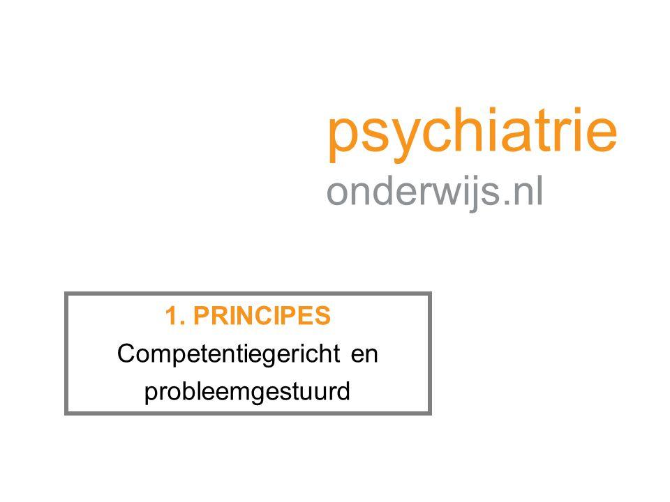 Moeite met het maken van video's Bezwaren tegen Kalan & Sadock als studieboek Te laat verdelen van huiswerk 'Routine PowerPoints' psychiatrie onderwijs.nl Ervaringen na vier jaar