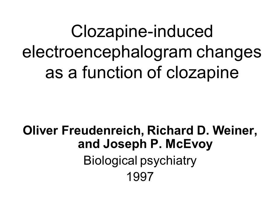 Patiënten Chronische schizofrenie/schizoaffective stoornis (DSM III-R).