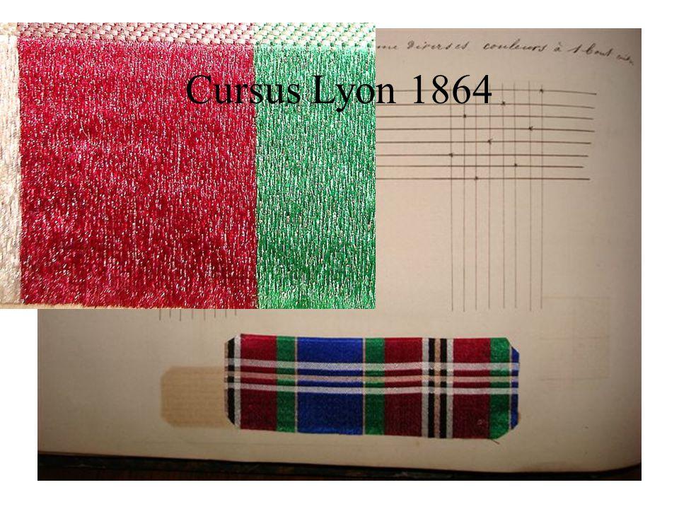 Cursus Lyon 1864