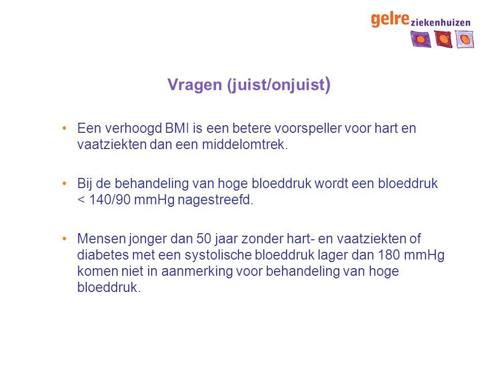 Epidemiologie HVZ in Nederland Hart- en vaatziekten (HVZ) belangrijkste oorzaak van sterfte in Nederland en Westerse wereld.