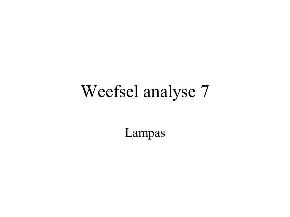 Lampas is een struktuur met : -Twee scheringstelsels - Twee inslagstelsels -Het basisweefsel heeft meestal een ketting effect, de bindketting bindt meestal met een binding met inslageffect