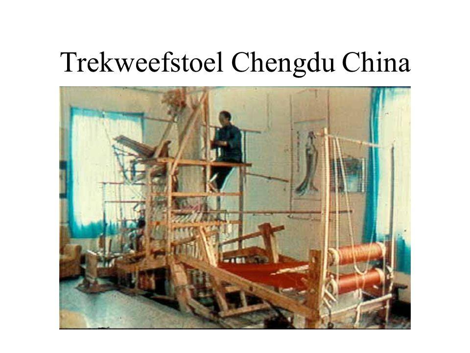 Trekweefstoel Chengdu China