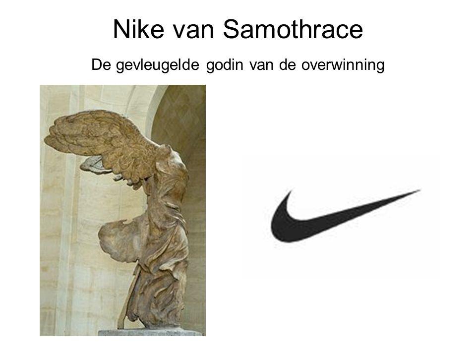 Nike van Samothrace De gevleugelde godin van de overwinning