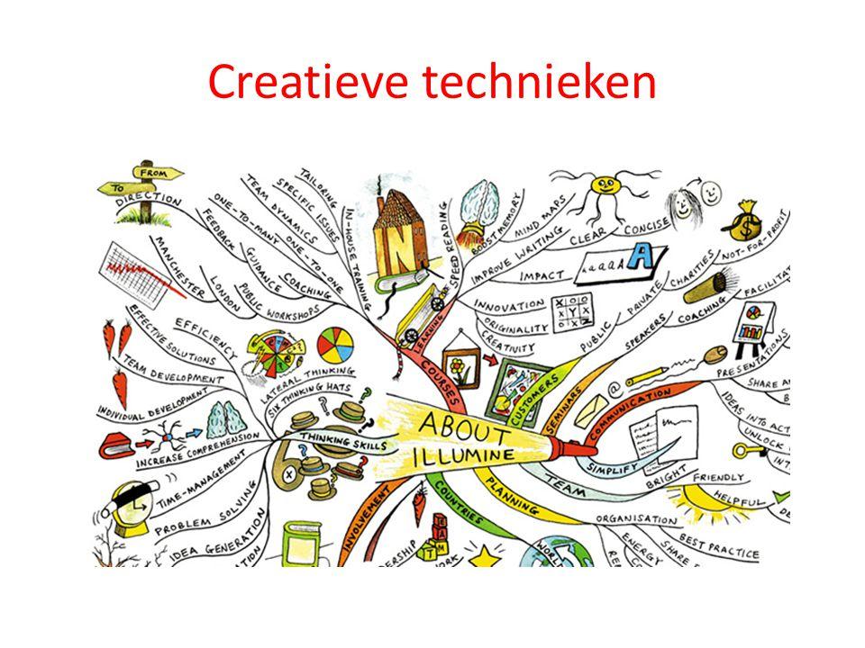 Creatieve technieken