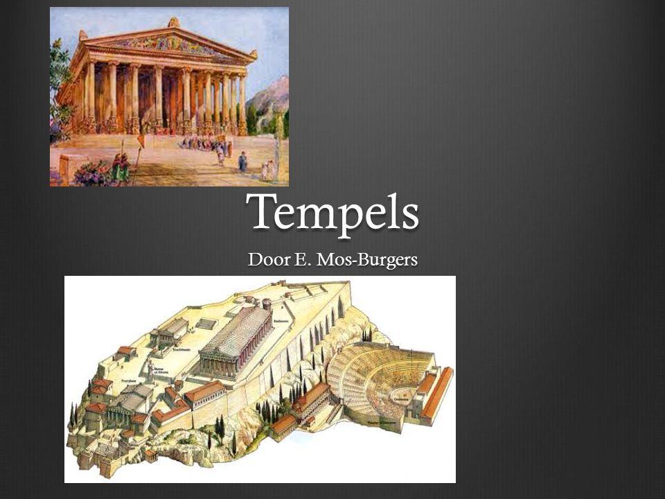 Tempels Door E. Mos-Burgers