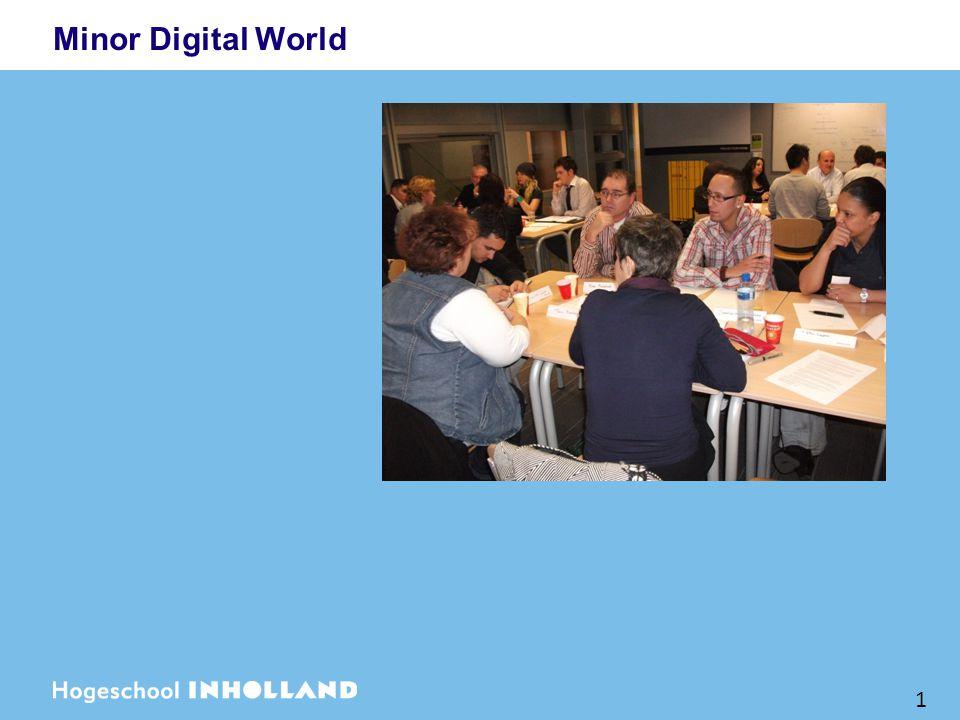 1 Minor Digital World