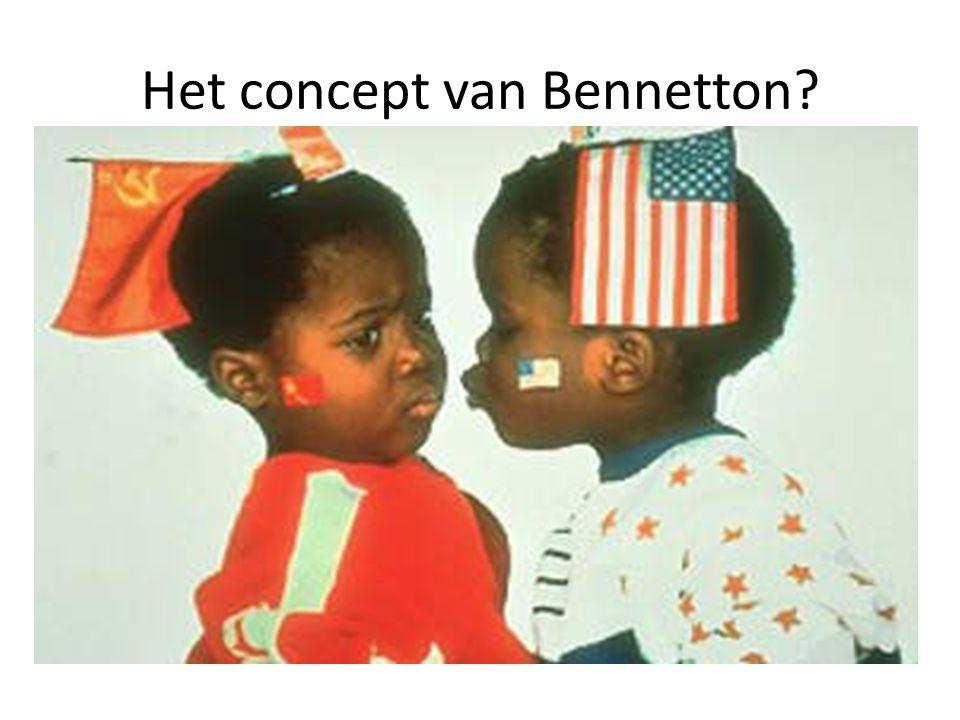 Het concept van Bennetton