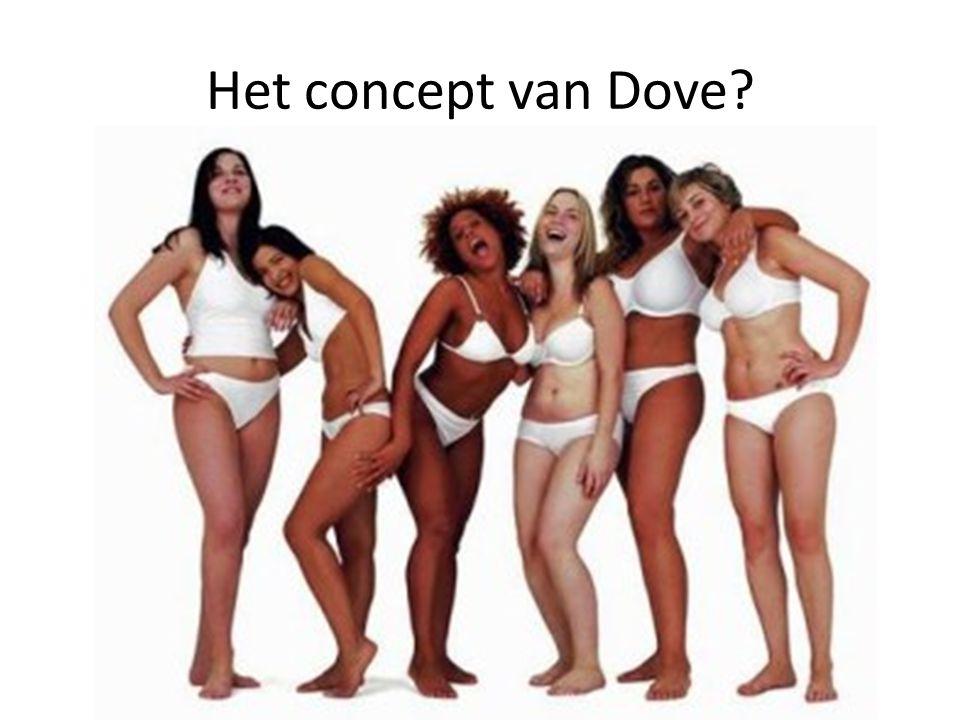 Het concept van Dove