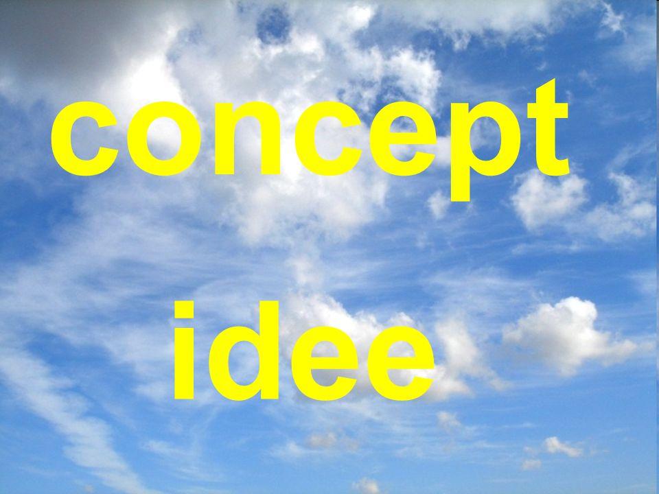 concept idee