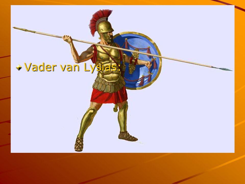 Vader van Lysias: