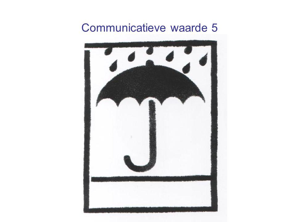 Communicatieve waarde 5
