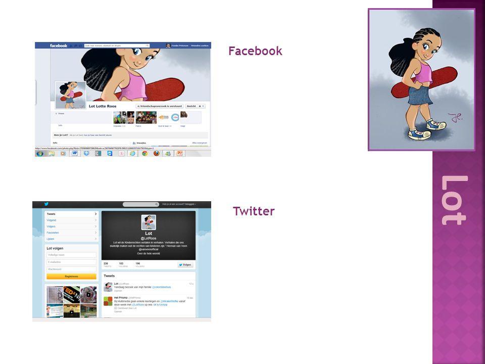 Lot Facebook Twitter