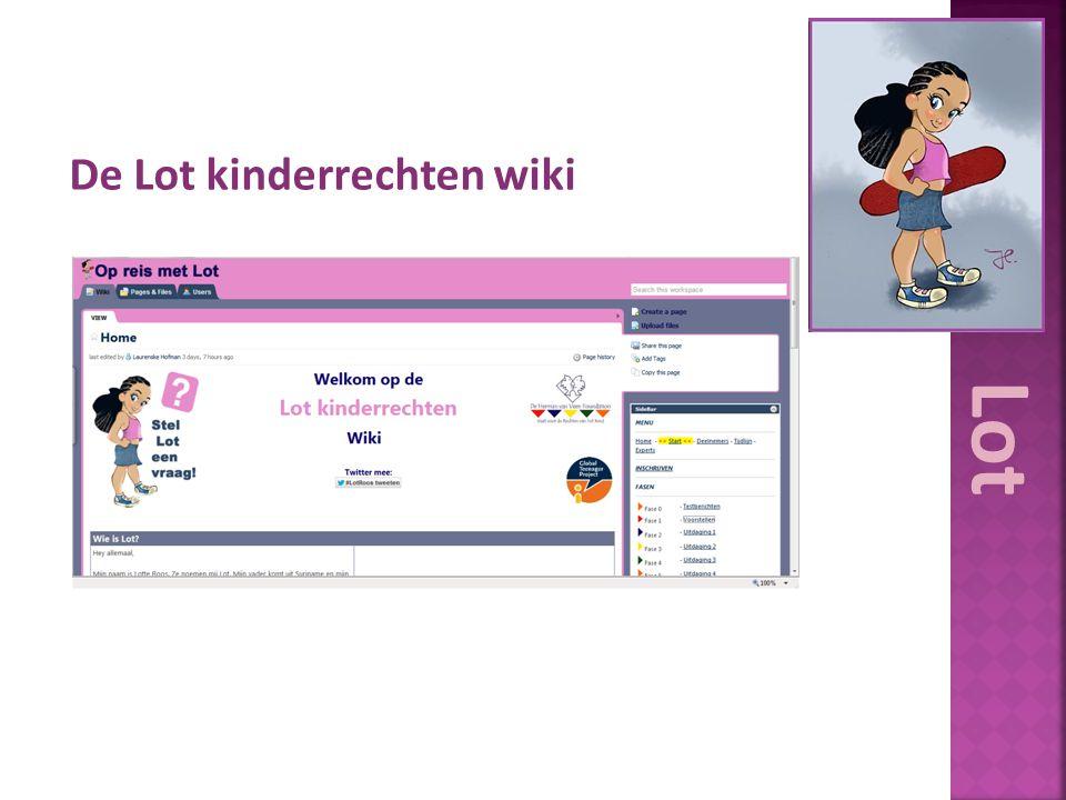 De Lot kinderrechten wiki