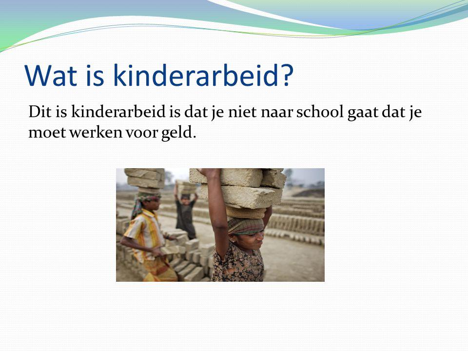 Filmpje van UNICEF Klik hier voor een filmpje