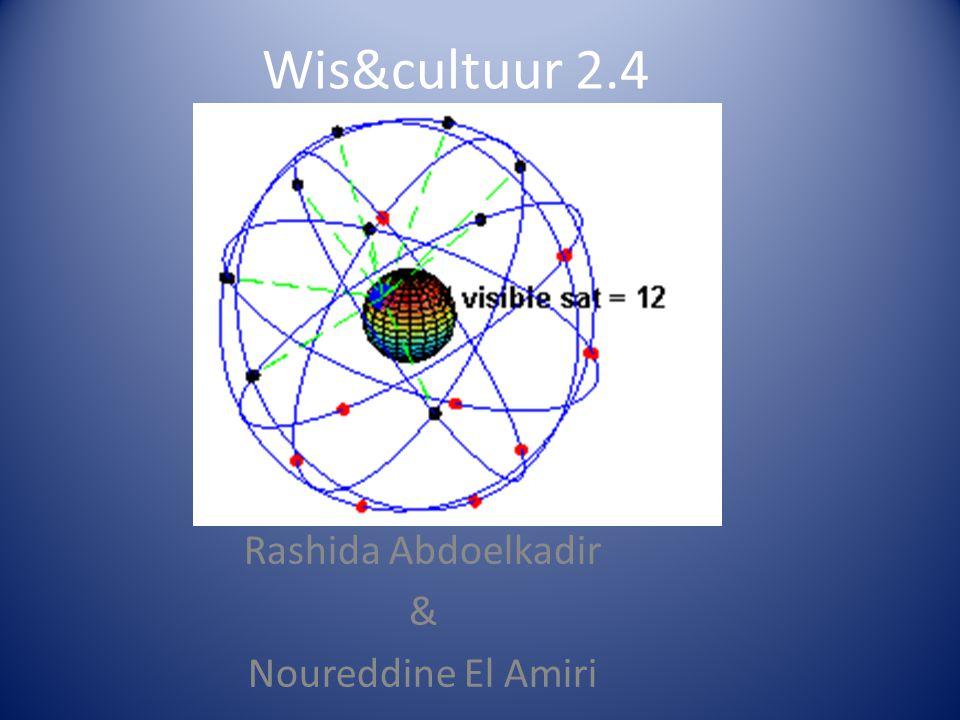 Wis&cultuur 2.4 Rashida Abdoelkadir & Noureddine El Amiri