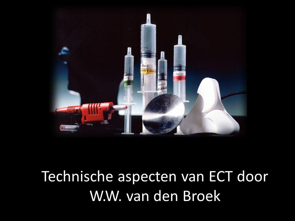 Rechts Unilaterale Elektrodeplaatsing
