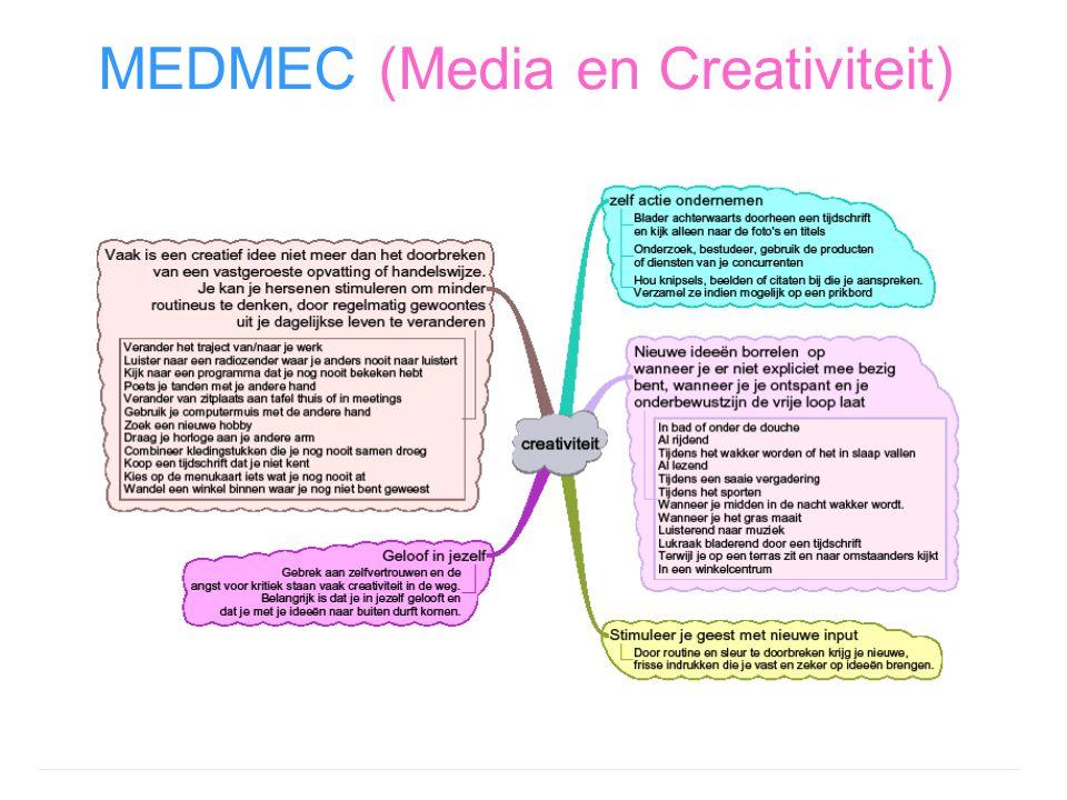 MEDMEC (Media en Creativiteit)
