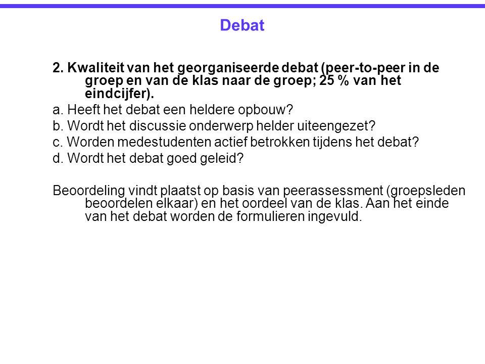 Debat 2.