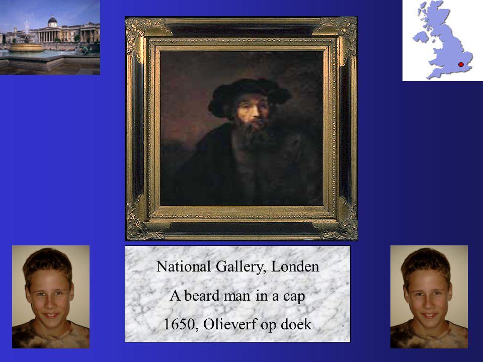 National Gallery, Londen Portret van Philips Lucas 1635, Olieverf op doek