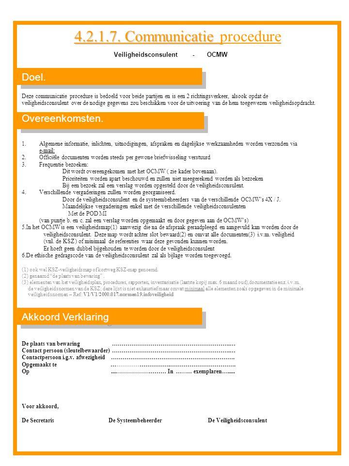 Gebruikers netwerk (Windows of Linux) inventaris: 4.8.3.