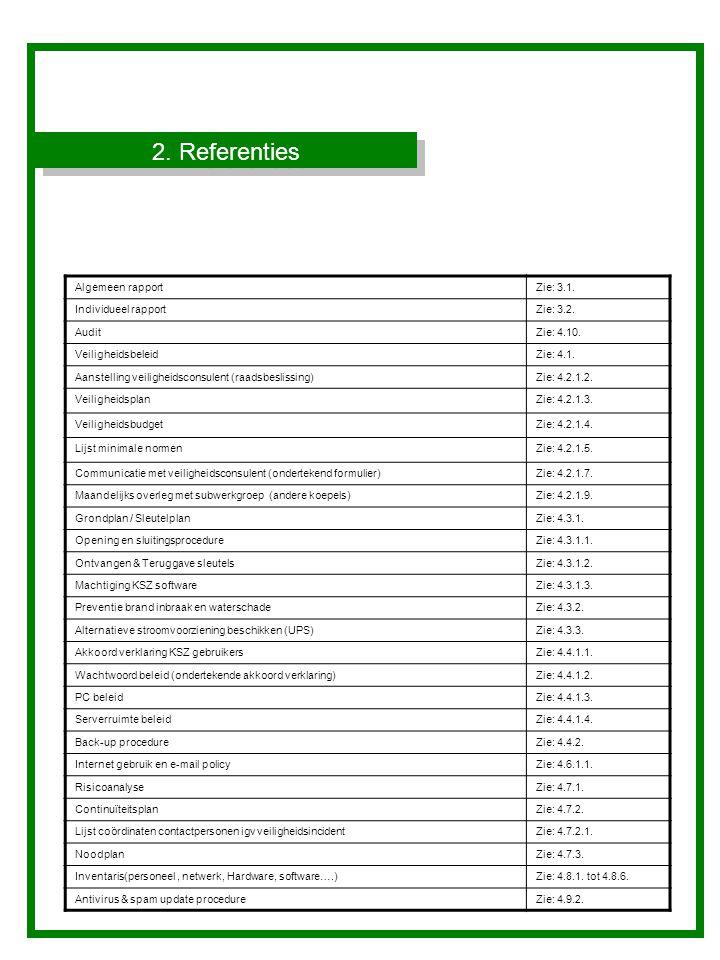6. Additionele documenten 6.8. Briefwisseling & emails Toezichtscomité
