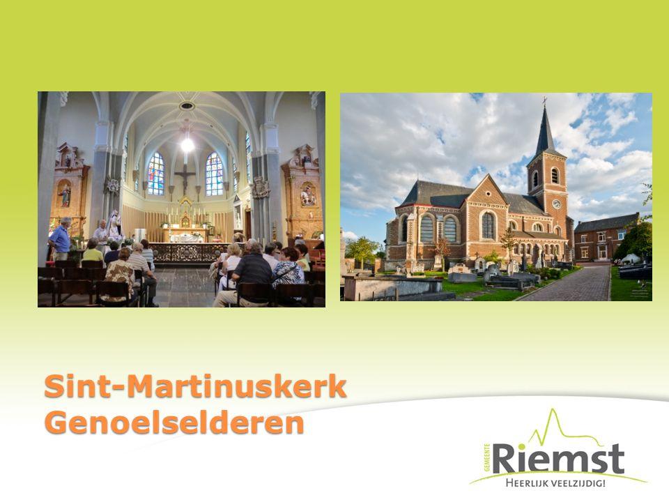 Sint-Martinuskerk Genoelselderen