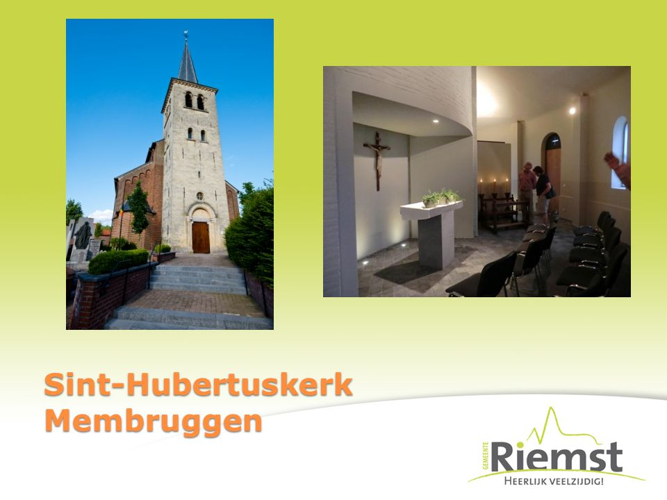 Sint-Hubertuskerk Membruggen