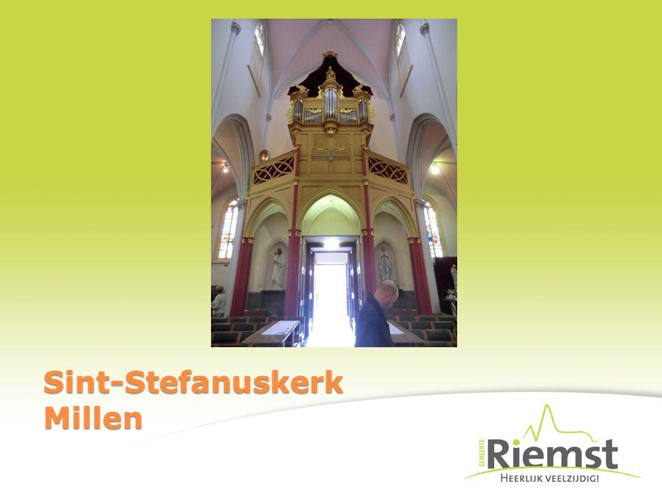 Sint-Stefanuskerk Millen
