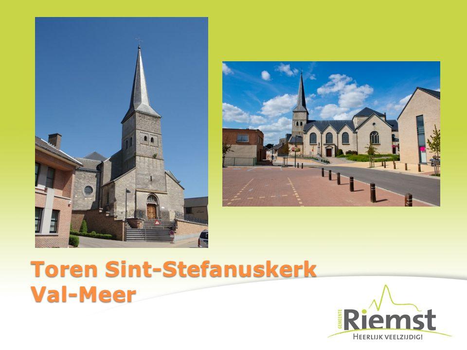 Toren Sint-Stefanuskerk Val-Meer