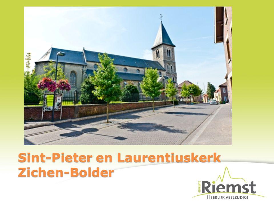 Sint-Pieter en Laurentiuskerk Zichen-Bolder