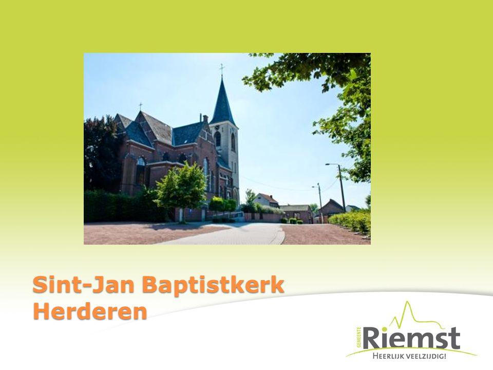 Sint-Jan Baptistkerk Herderen