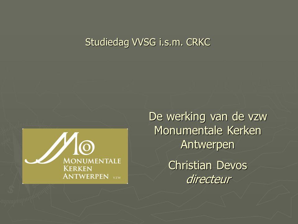 Studiedag VVSG i.s.m.