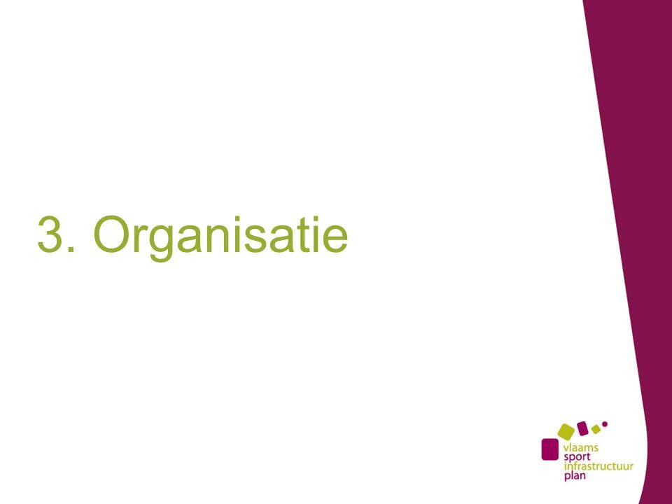 3. Organisatie