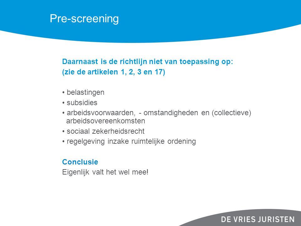 Voor vragen, bemerkingen en/of suggesties Susan te Hofsté s.schreurs@devriesjuristen.nl 0031 - 6 149 13 611 www.devriesjuristen.nl
