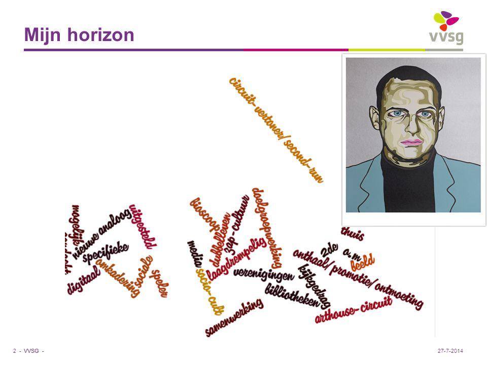 VVSG - Mijn horizon 2 -27-7-2014