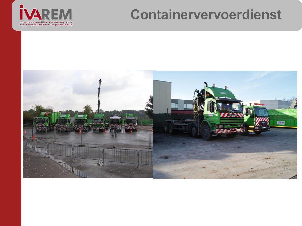 Tarieven burger Tarieven van DIFTAR worden vastgelegd in contantbelasting (+ pieksysteem, herstellingen, interventies...) BerlaarBonheidenDuffelPutteWillebroekLier AanbiedingskostGrijze container 40 l.€ 0,37€ 0,35 € 0,37€ 0,35 Grijze container 140 l.€ 0,95€ 0,90 € 0,95€ 0,90 Grijze container 240 l.€ 1,54€ 1,45 € 1,54€ 1,45 Verzamelcontainer 20 l.€ 0,69 € 0,76€ 0,69 Verzamelcontainer 60 l.€ 2,07 € 2,37€ 2,07 Verwerkingskost per kg€ 0,17 € 0,20€ 0,17 Vaste maandelijkse kost (o.a.