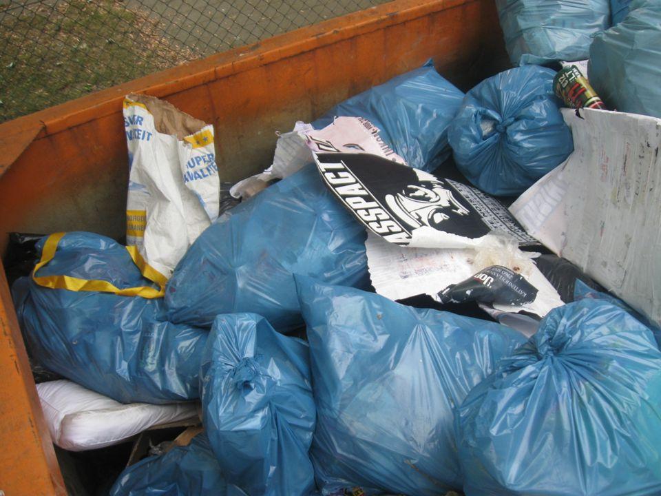 18 Gemeentelijke afvalstoffen Quo vadis?