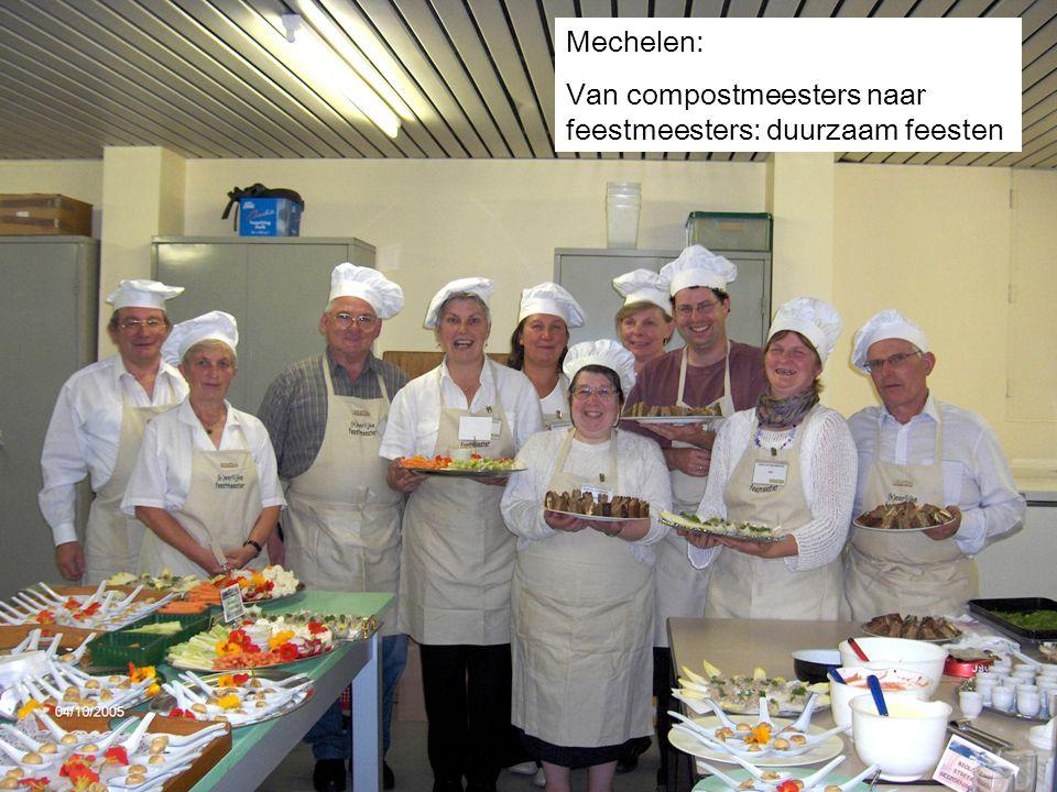 29 Mechelen: Van compostmeesters naar feestmeesters: duurzaam feesten
