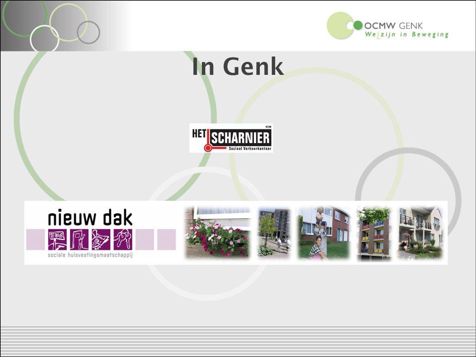Evolutie LAC- Huisvesting SVK Het Scharnier 2012-2013 Vaststellingen: - In 2013 zijn er minder LAC-dossiers SVK Het Scharnier behandeld.