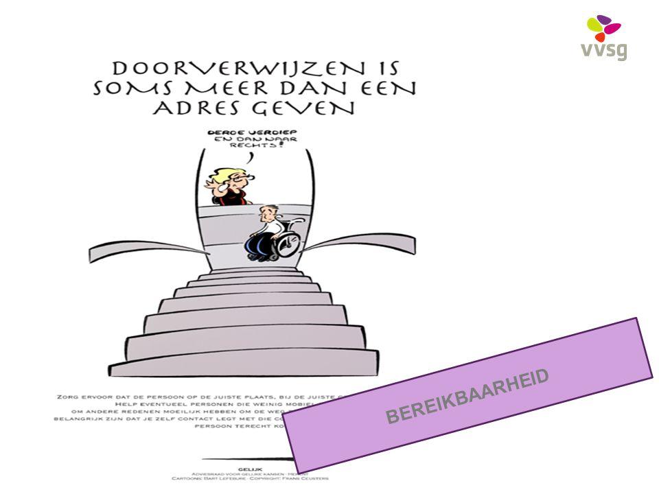 VVSG - BEREIKBAARHEID